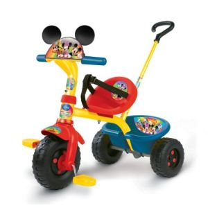 Smoby Tricycle Be Fun : Mickey Club House
