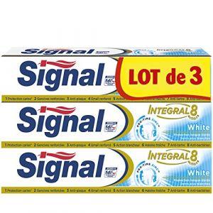 Signal Intégral 8 white - Dentifrice