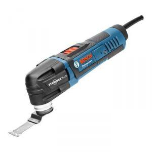 Image de Bosch Professional Multi-Cutter GOP 30-28 (0601237001) - Outil multifonctions Starlock plus 300 W + lame bois et métal