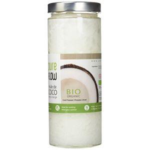 Pure Flow Huile Coco Bio 1 L