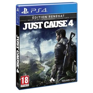 Just Cause 4 Edition Renegat [PS4]