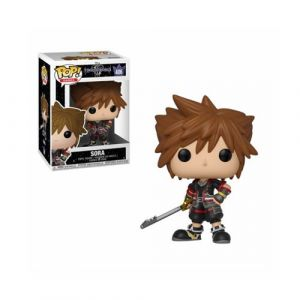 Funko Kingdom Hearts 3 - Bobble Head Pop N° 406 - Sora [Figurine]