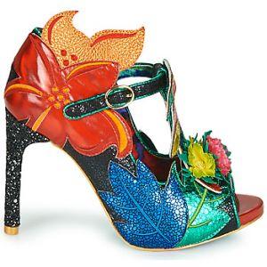 Irregular Choice Chaussures escarpins HOT TROPIC - Couleur 36,37,38,39,40,41,42 - Taille Multicolore
