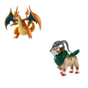 Tomy Figurine Pokémon Battle Attack