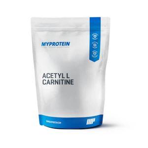Myprotein Acétyl L Carnitine, Sans arôme ajouté, Poche, 250 g