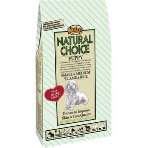 Nutro Croquette chien Natural Choice junior mini agneau 2 kg
