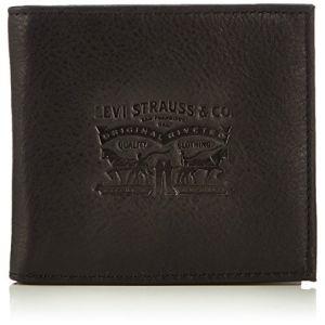 Levi's Portefeuille VINTAGE TWO HORSES Noir - Taille Unique