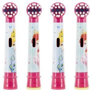 Oral-B EB10-4 Stages Power - 4 brossettes supplémentaires pour enfants