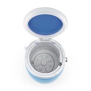 OneConcept Ecowash-Pico - Mini machine à laver avec essorage 3,5 kg