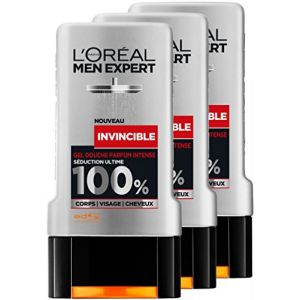 L'Oréal Men Expert Gel Douche Invincible 300 ml