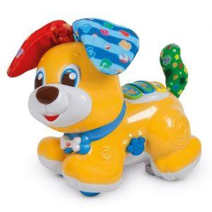"""Clementoni Bibou, le chien qui fait """"Coucou !"""""""