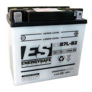 EnergySafe Batterie YB7L-B2 avec acide