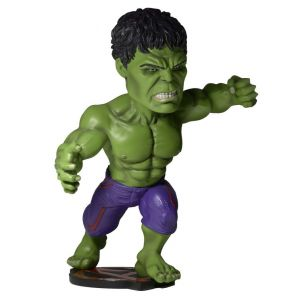 Neca Figurine Head Knocker Xl Hulk Avengers L'ère D'ultron (22 cm)