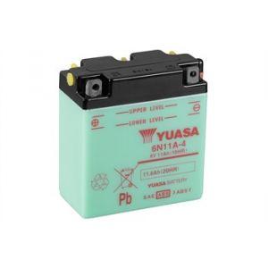 Yuasa Batterie moto 6N11A-4