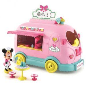 IMC Toys Le camion gourmand de Minnie