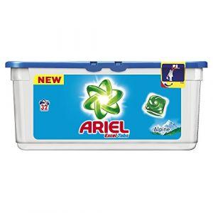 Ariel Lessive tablettes Excel Tabs Alpine