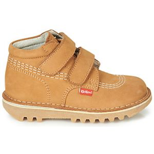 Kickers Boots enfant NEOVELCRO Marron - Taille 28,29,30,31,32,33,34,35