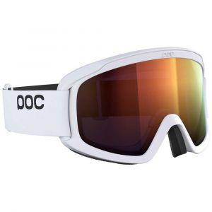 Poc Masques de ski Opsin Clarity - Hydrogen White - Taille Spektris Orange/CAT2