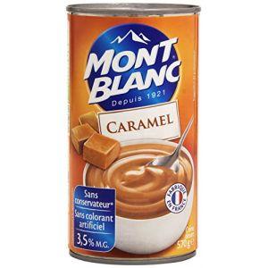 Mont Blanc Crème Caramel - 570 g