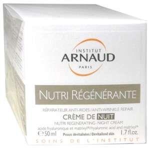 Institut arnaud Nutri Régénérante - Crème de nuit anti-âge