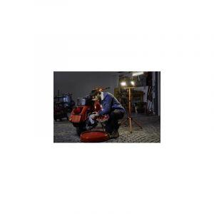 Ledvance WORKLIGHT Tripod | Projecteur LED Extérieur de Chantier | Gris foncé | 50 Watts - 4500 Lumens | Blanc Froid 4000K | Etanche IP65