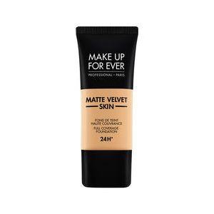 Make Up For Ever Matte Velvet Skin Y365 Desert - Fond de teint haute couvrance