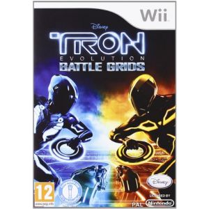 Wii Tron Battle Grid [Wii]