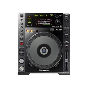 Pioneer DJ Lecteur CDJ-850-K numérique multi, noir