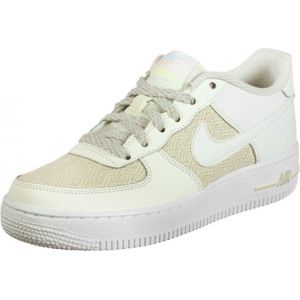 Nike Chaussure de basket-ball Chaussure Air Force 1 LV8 - Crème Taille 36.5