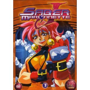 Saber Marionnette J - Volume 3