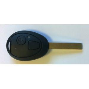 Neoriv Coque de clé télécommande adaptable + lame MIN16