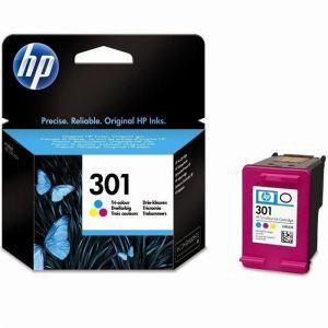 HP CH562EE - Cartouche d'encre n°301 3 couleurs