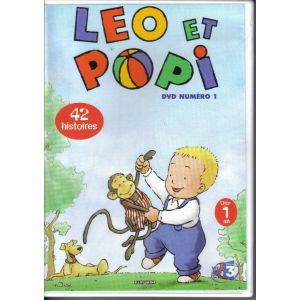 Léo et Popi - Volume 1 : Léo et Popi s'amusent