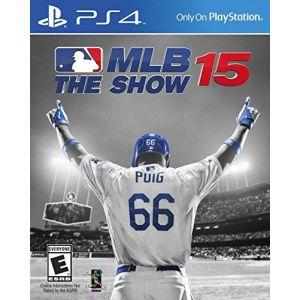 MLB 15 : The Show sur PS4
