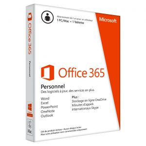 Image de Office 365 Personnel - QQ2-00814 [Windows]
