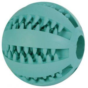 Trixie Balles pour chiens Denta Fun Mintfresh Baseball, Caoutchouc naturel