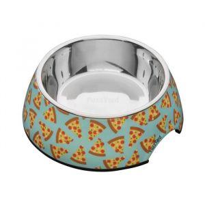 Fuzzyard Gamelle Pizza Lyf M - 13 x 6 cm - Pour chien