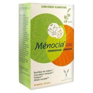 Laboratoire CCD Ménocia 12/12 pérménopause - ménopause, 56 gélules