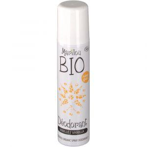 Marilou Bio Déodorant spray à la Vanille