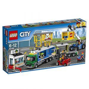 Lego 60169 - City : Le Terminal à Conteneurs