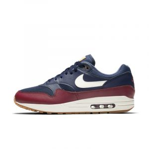 Nike Baskets Chaussure Air Max 1 pour Homme - Bleu - Couleur - Taille 45.5