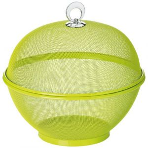 Kela Fruit basket Como green
