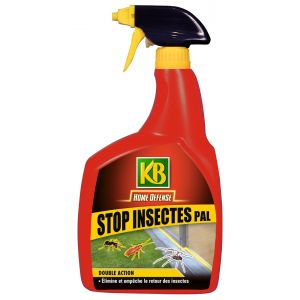KB Home Defense - Insecticide stop insectes  - Pulvérisateur 800 ml