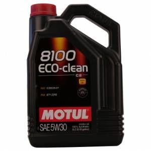 Motul 8100 Eco-clean 5W-30 (5 l)