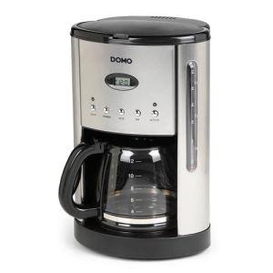 Domo Do-413Kt - Cafetière électrique programmable