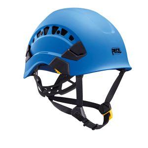 Petzl Casque de protection ventilé Vertex Vent bleu