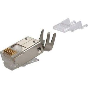 Telegärtner J00026A0165 - Connecteur RJ45 Cat.6 blindé