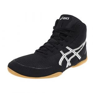 Asics Matflex noir lutte - Chaussures de lutte - Noir - Taille 43.5