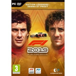 F1 2019 EDITION LEGENDES [PC]