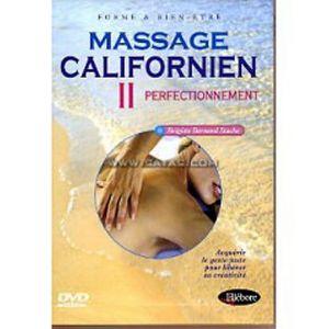 Le Massage californien : Perfectionnement